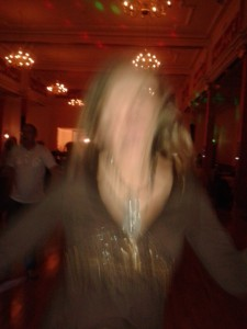 Lena dancing